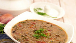 Rajma and Urad Dal (Healthy Heart)
