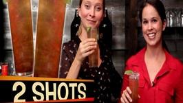 Long Island Iced Tea -Cocktails With Rachel's English -2 Shots 1 Take!
