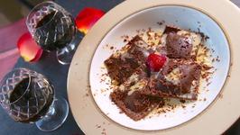 Chocolate Ravioli Tiramisu