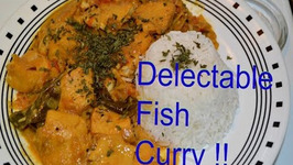 Delectable Fish Curry
