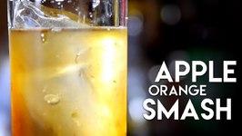 Apple Orange Smash