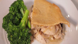 Chicken Leek Mushpie