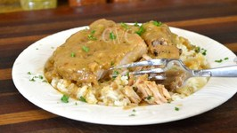 Smothered Pork Chops / Soul Food Recipe