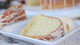 Southern Five Flavor Pound Cake