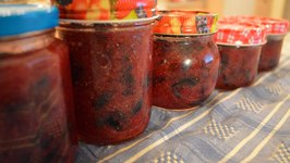 How to Make Blueberry Freezer Jam