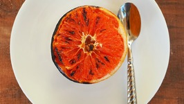 Dessert Recipe- Bruleed Grapefruit