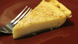 Pie - Custard Pie Homemade