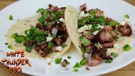 Pork Carnitas On The Pit Barrel Cooker -Street Tacos