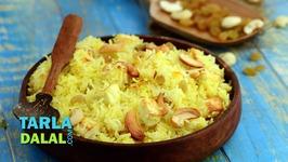 Zaffrani Pulao (In Gujarati)
