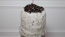 How to Make a Cookies And Cream Cake
