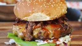 Texas Backyard BBQ Burger