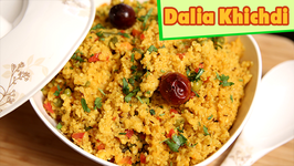 Dalia Khichdi  Healthy and Nutritious Khichdi Recipe  Ruchi's Kitchen