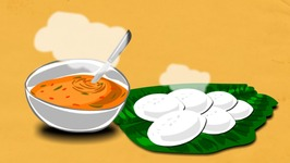 Yummy Recipes For Kids - Steamed Idli