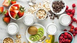 Coconut Chia Breakfast Pudding - Healthy Breakfast Recipes