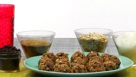 Healthy, No-Bake Bites for Energy on The Go