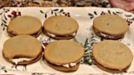 Cookies - Root Beer Cream Filled Cookies