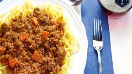 Veal And Beef Tagliatelle Bolognese Recipe