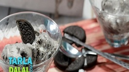 Quick Oreo Ice Cream