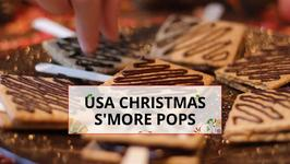How to International Christmas Cooking: USA S'mores