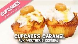 Cupcakes caramel aux werther's original