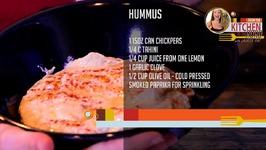 Kitchen To Road Ep 3 - Homemade Hummus