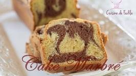 Cake marbr facile