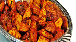 Smoked Paprika Roasted Baby Red Potatoes