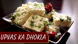 Upvas Ka Dhokla  Dhokla Recipe  Snack Time Recipe By Ruchi Bharani