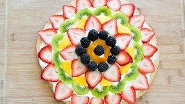 Fruit Pizza Recipe - Easy and fun dessert