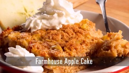 90 Second Farmhouse Applecake