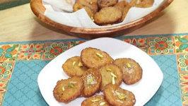 Instant Malpua or Malpura - Janmashtami Special (Indian Sweet Pancakes)