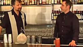 Rosewater Rickey Cocktail - Jamie Boudreau