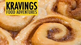 Cinnamon Buns - 12 Days Of Christmas