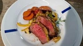 Beef Battle Main dish - Sirloin Strindberg Style