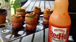 Frank's Pimento Cheese Jalapeno Poppers