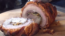 Porchetta Pork Roast On The Traeger Pellet Grill