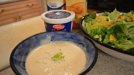 How to Make Creamy Buttermilk Dill Dressing