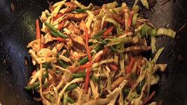 Malaysian Stir-Fry Vegetables Sayur Campur Tumis
