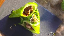 Green Kitchen - Green Cabbage Rolls - Yummy Recipe