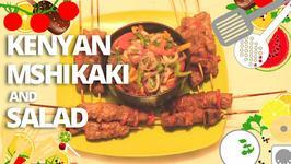 Summer Recipes: Kenyan Mshikaki and Salad