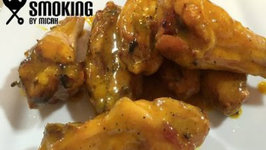 Wings Wednesday - Sweet and Tangy Wings