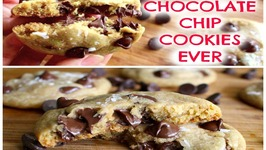 How to Make the BEST Chocolate Chip Cookies - Baking Tips, Tricks and Secrets
