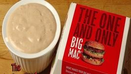 Home Made McDonalds Big Mac Sauce
