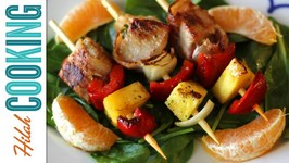 How To Make Pork Kebabs