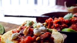Chipotle Sausage Tacos