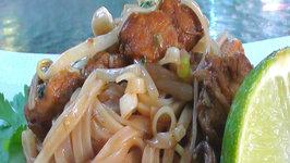 Chicken Pad Thai - How to Make Pad Thai