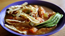 How To Make Chicken Tortilla Soup - Spicy Soup