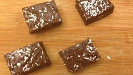 How to make Chocolate Burfi ( Awesome Chocolate Fudge )