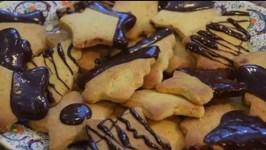 Delicious Almond Shortbread Cookies