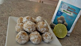 Margarita No-Bake Boozy Bites by Cakes Under the Influence - What I Say About Food